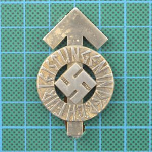 Hitler Youth Silver Class Sports Badge 2.11843