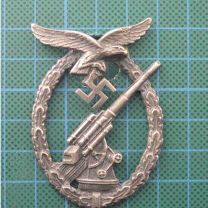 Luftwaffe Flak Badge 2.13119