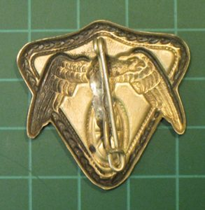 German Cyclist Corps Badge 2.8874