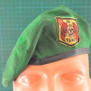 Vietnam Era 5th Special Forces Beret PRU GD TS 164 C.5300