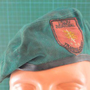 Vietnam War Era A.R.V.N Special Forces Beret C.5303