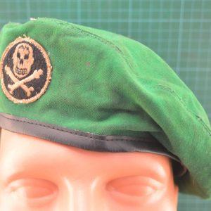 Vietnam War Era Provincial Recon Unit (Mercenary) Beret C.5332