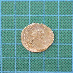 Roman Coin AE Antoninianus Postumus AD 259-268 R.539