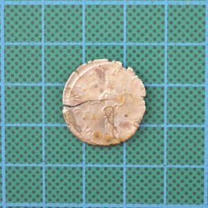 Roman Coin AE Antoninianus Postumus AD 259-268 R.542