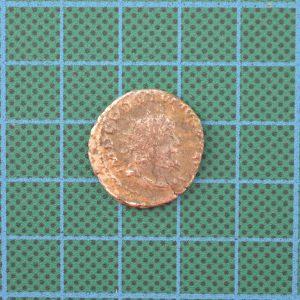 Roman Coin AE Antoninianus Postumus AD 259-268 R.551