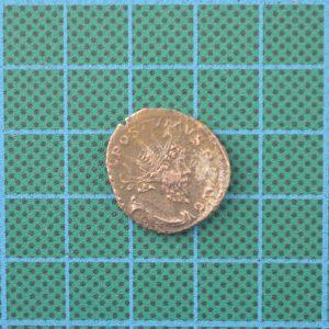 Roman Coin AE Antoninianus Postumus AD 259-268 R.572