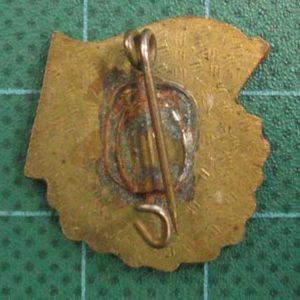 Russian Military Badge X.1263