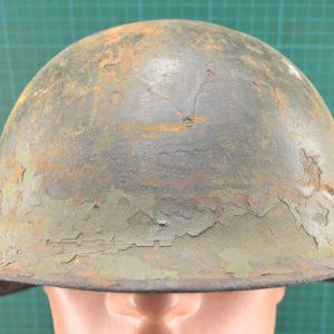 Falklands War Era Argintinan Helmet X.2152