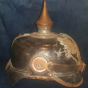 WW1 M1915 Prussian Picklehaube 1.8468