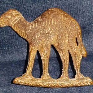 WW1 Australian Imperial Camel Corps Cap Badge 1.8422