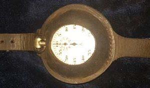 WW1 Imperial German Fliers Wrist Stop Watch Dated 1915   1.8491