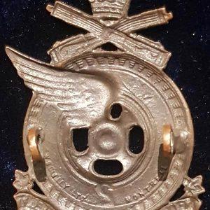 WW2 Period Canadian 2nd Armoured Car Regiment Cap Badge