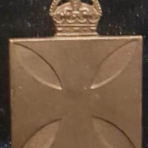 WW1 Australian Christian Padre's Cap Badge   B.8434