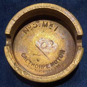 Original WW1 No 5 MK 1 Mills Bomb (Hand Grenade) Base Calthorpe Motor 1916 IO.1017