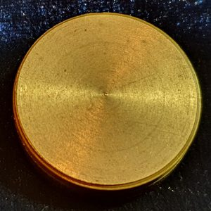 WW1 No 5 Mills Grenade Brass Base  GB.02