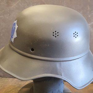 """Luftshutz """"Gladiator"""" Helmet Converted to L.R.B"""
