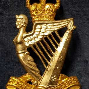Royal Irish Rangers Cap Badge Post 1952   CB.1011