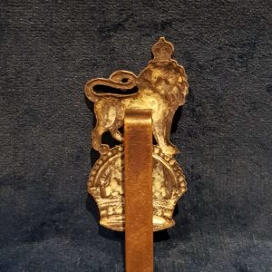 WW1 Cap Badge 1st Royal Devon Yeomanry   CB.1015