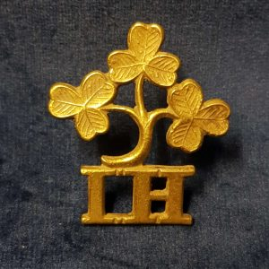Boer War Period Cap Badge 29th Battalion (Irish Horse) Imperial Yeomanry  CB.1005