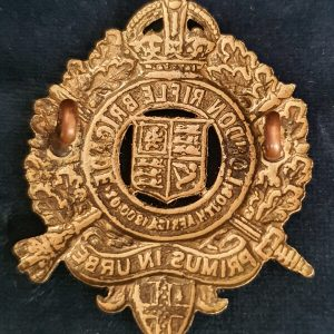 WW1 5th County of London Cap Badge        CB.1013