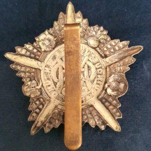 WW1 Cap Badge The Guards Machine Regiment     CB.1016