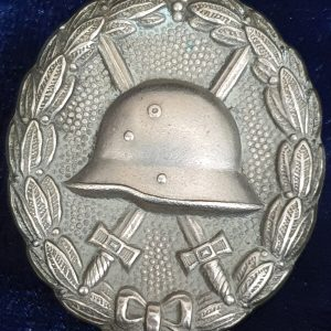 WW1 Imperial German Silver Wound Badge.       1.8528
