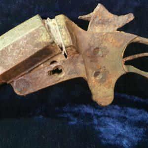 WW1 Battlefield Relic-American Flare Pistol Found Meuse Argonne.    1.8530
