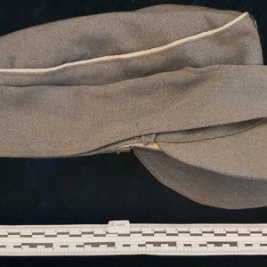 WW2 Heer Officers Tailor Made M43 Field Cap.      2.14435