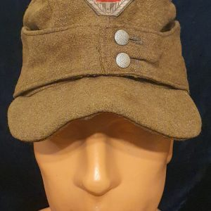 WW2 German Other Ranks-Nco's R.A.D M43 Field Cap    2.14432